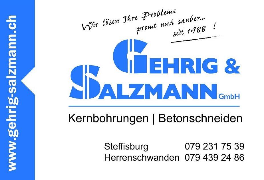 Gehrig + Salzmann GmbH