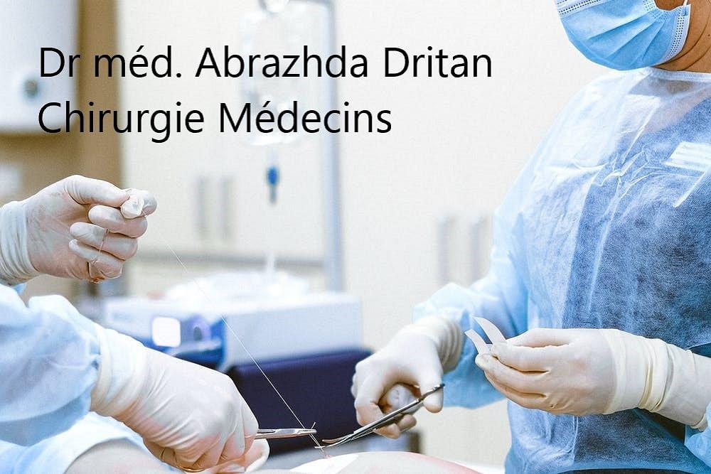 Dr méd. Abrazhda Dritan