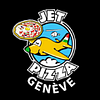 Jet Pizza by les gourmands-disent logo