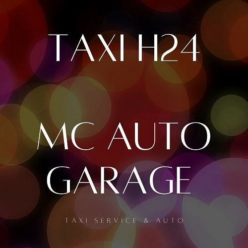 Taxi h24 MCAuto Garage