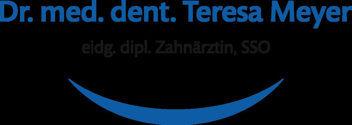 Dr. med. dent. Meyer Teresa
