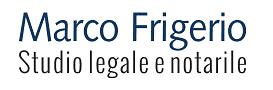 Marco Frigerio, Studio Legale e Notarile
