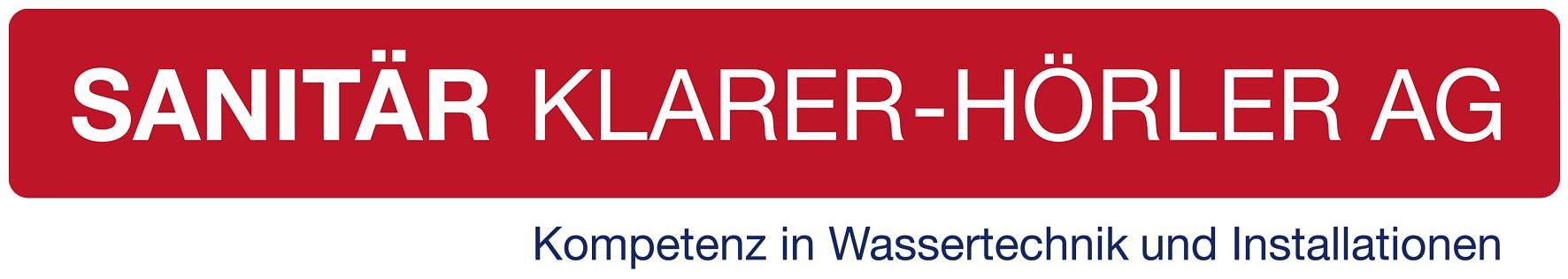 Sanitär Klarer-Hörler AG