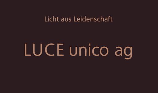 LUCE unico ag