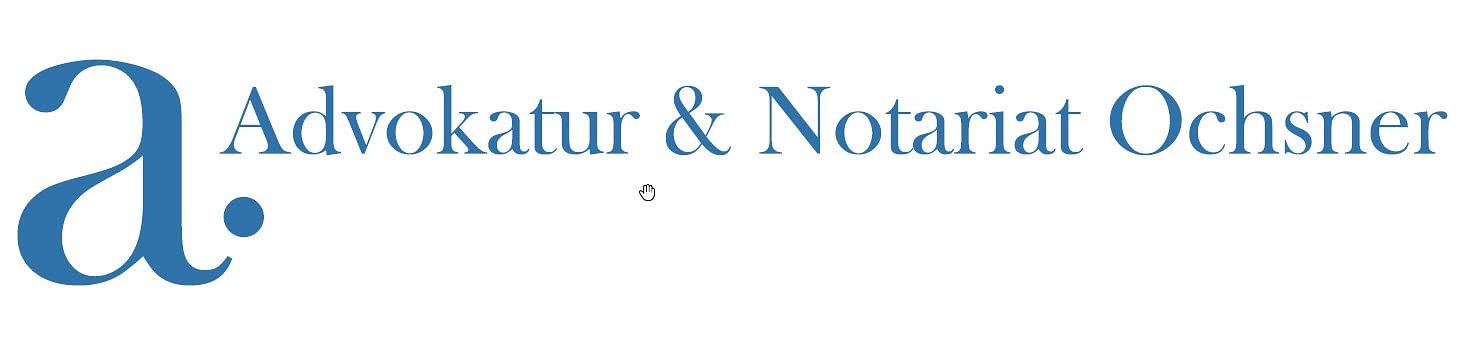 a. Advokatur & Notariat Ochsner