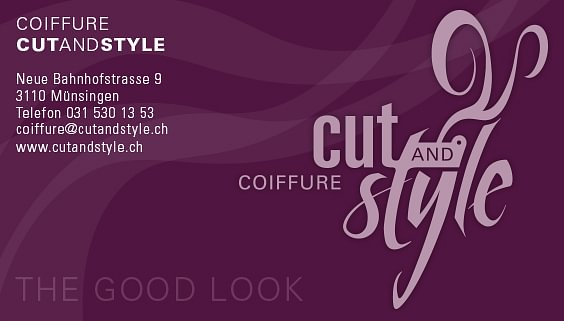 Coiffure Cut and Style