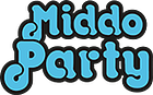 Middo Party Service logo