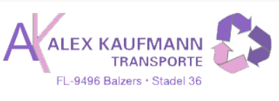 Alex Kaufmann Transporte