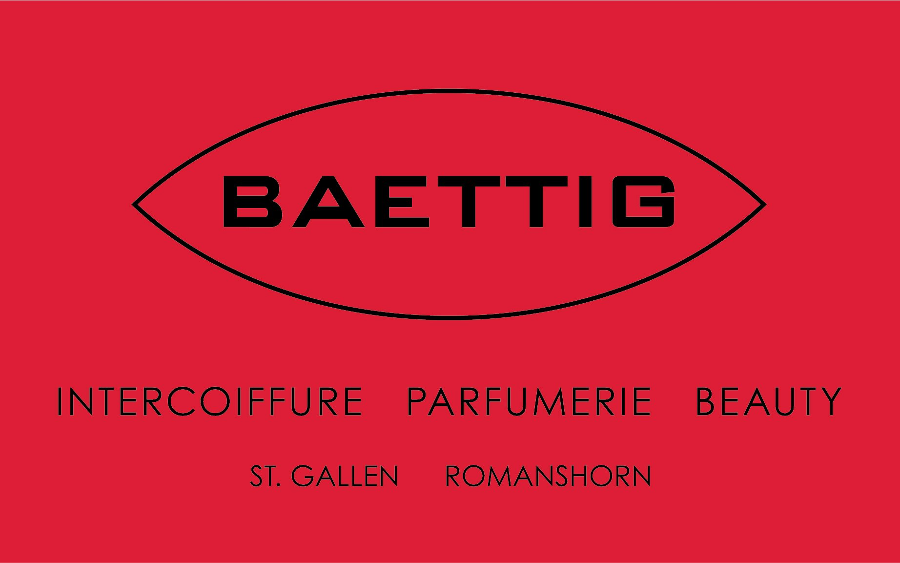 BAETTIG Intercoiffure Parfumerie Beauty
