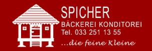 Bäckerei Konditorei SPICHER