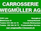 Carrosserie Wegmüller AG