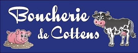 Boucherie de Cottens
