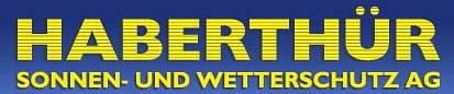 Haberthür Sonnen- und Wetterschutz AG