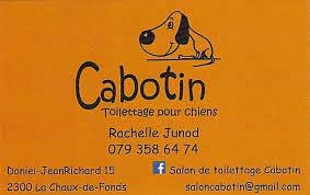 Salon de toilettage Cabotin