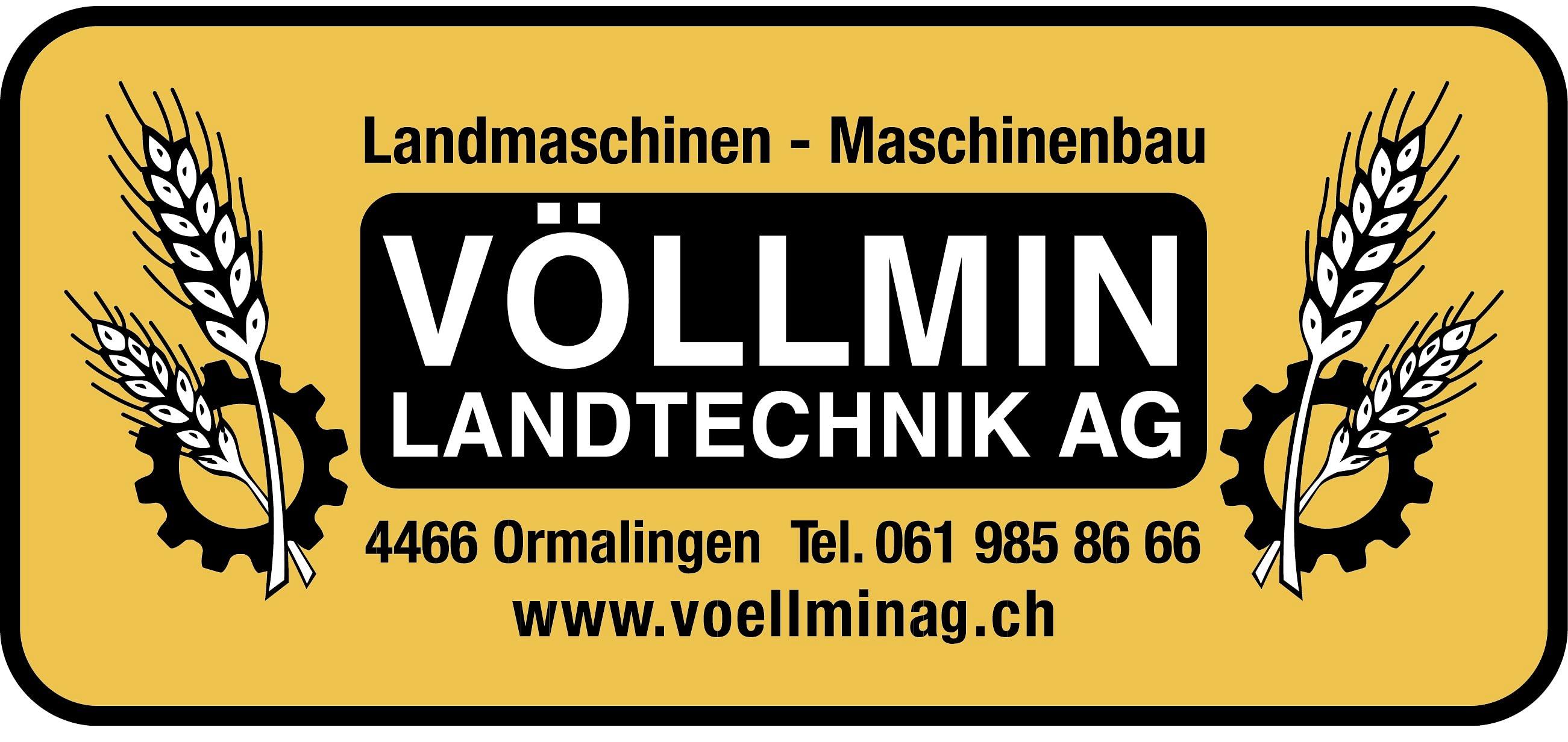 Völlmin Landtechnik AG