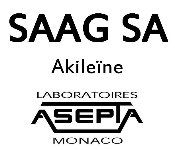 Saag SA Akileine
