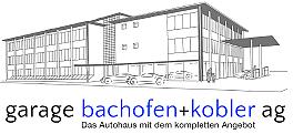garage bachofen+kobler ag