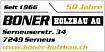 Boner Holzbau AG