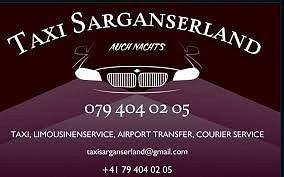 Taxi Sarganserland