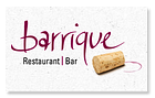 Restaurant Barrique logo