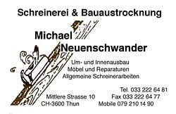 Neuenschwander Michael