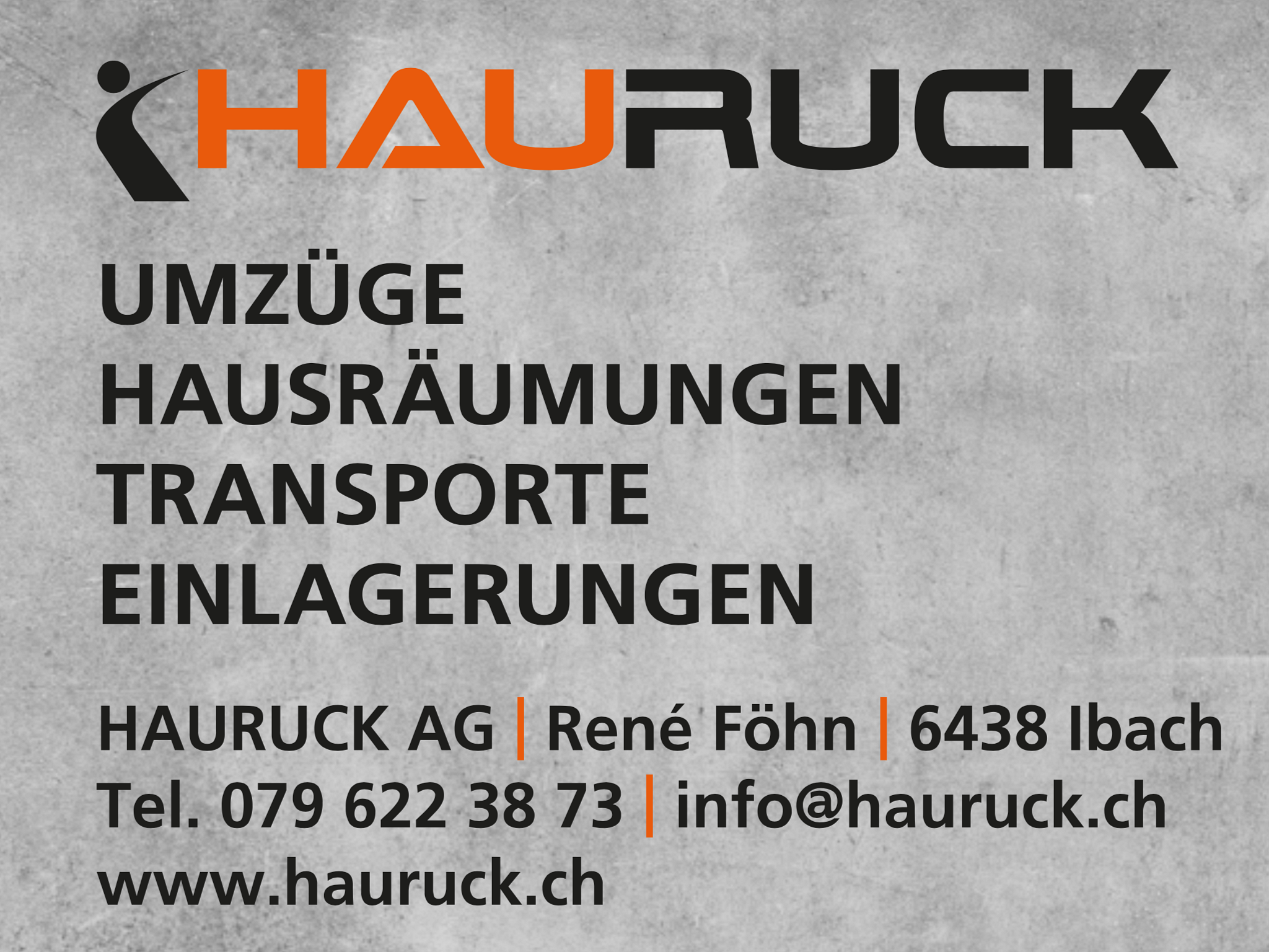 Hauruck AG