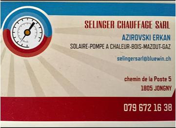 Selinger Chauffage Sàrl