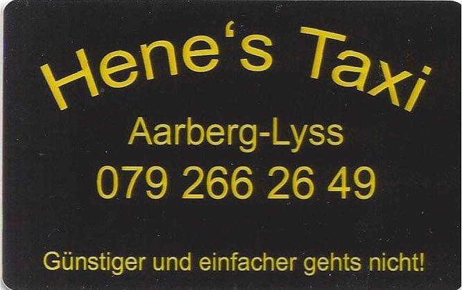 AAa Hene's Taxi