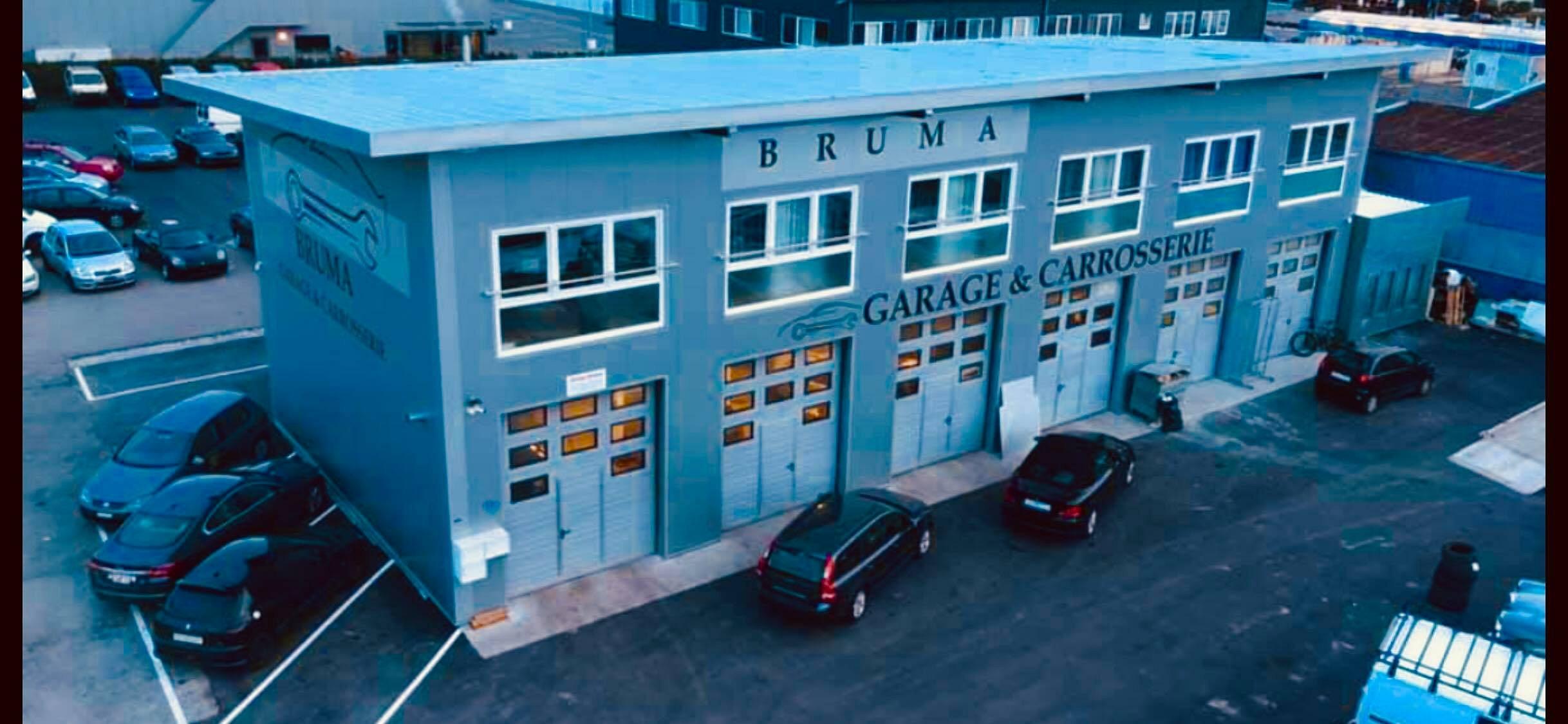Garage Bruma