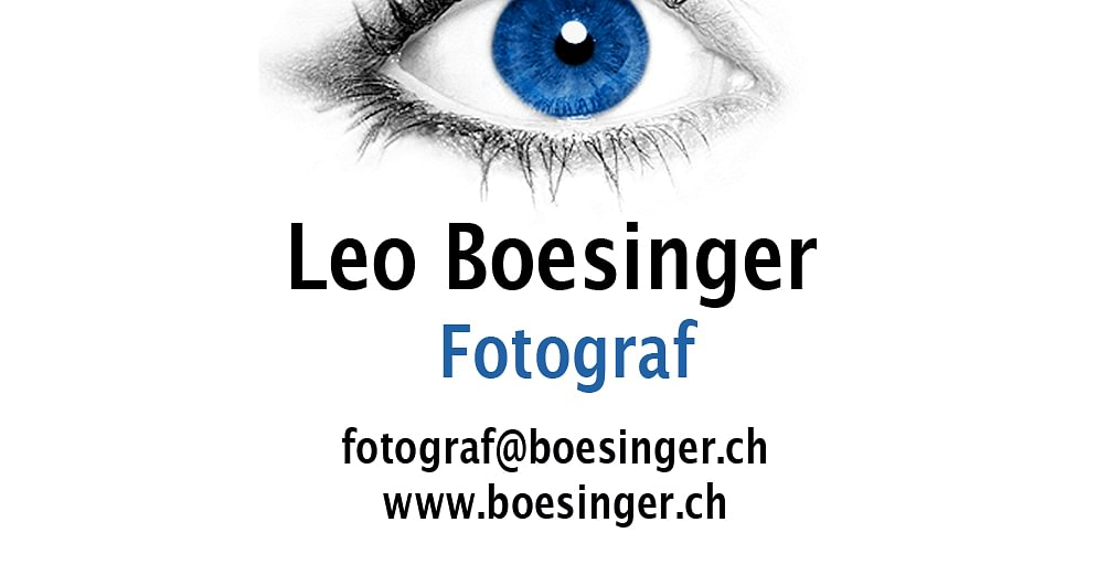 Boesinger Fotograf