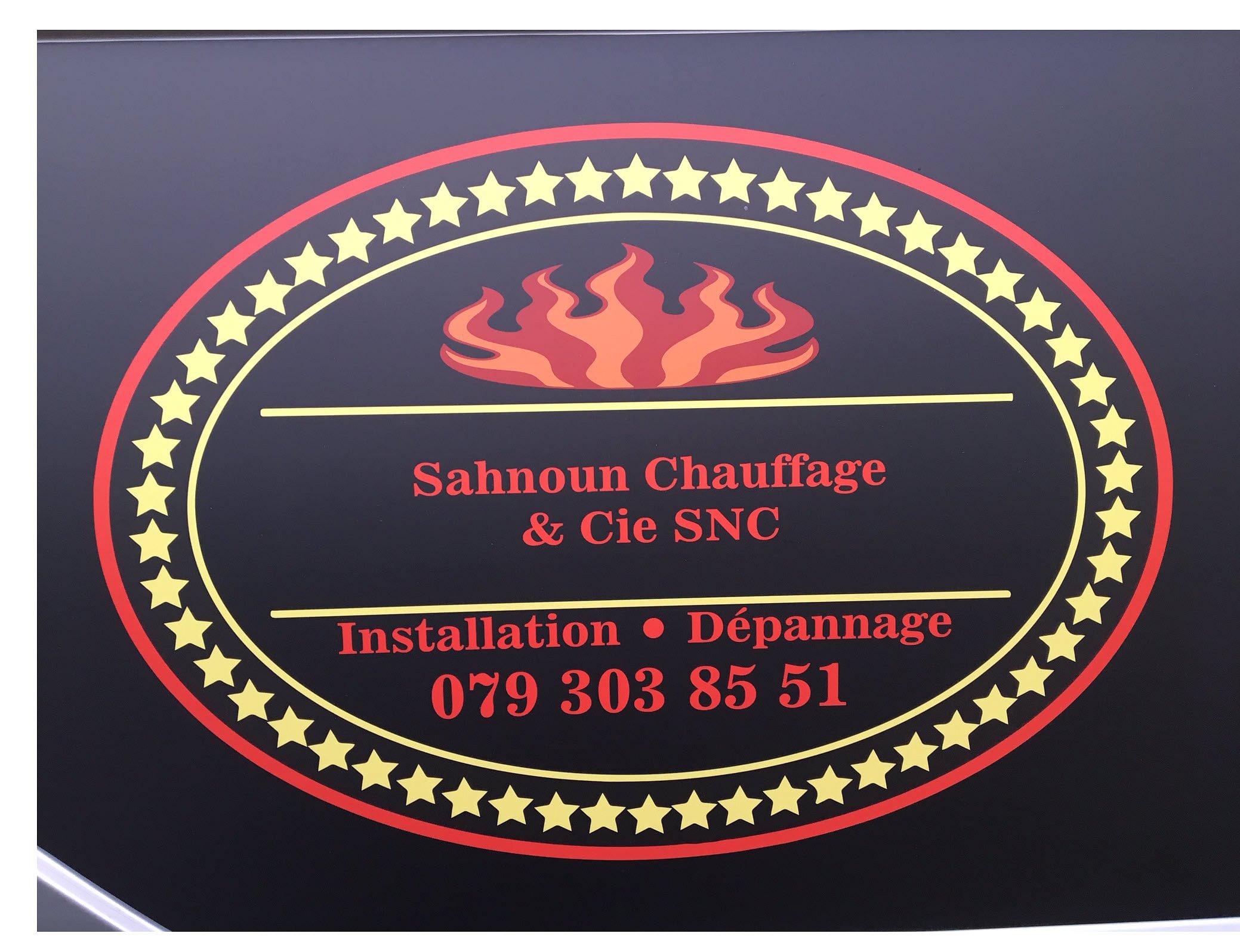 Sahnoun Chauffage & Cie SNC