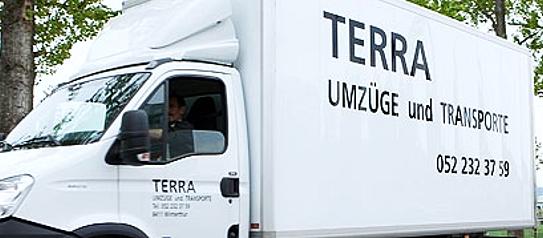 TERRA Transporte & Reinigungen