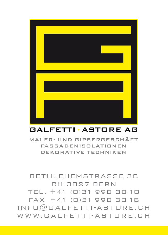 Galfetti Astore AG