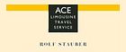 ACE Limousine Travel-Service Rolf Stauber logo