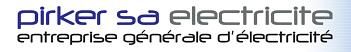 Pirker Electricité SA
