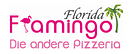 Pizzeria Pink Flamingo im Florida