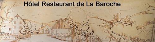 Hotel Restaurant de la Baroche