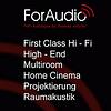 ForAudio HiFi Konzepte