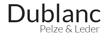 Dublanc Pelze - Leder