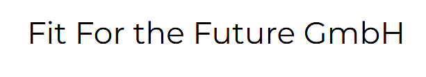 Fit For the Future GmbH