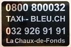 Taxi Bleu