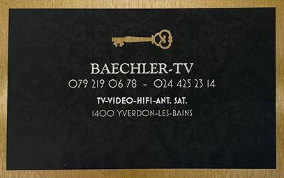 Baechler TV