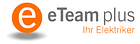 eTeam plus AG logo