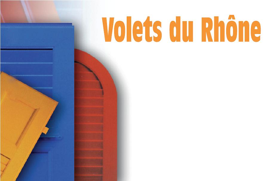 Volets du Rhône