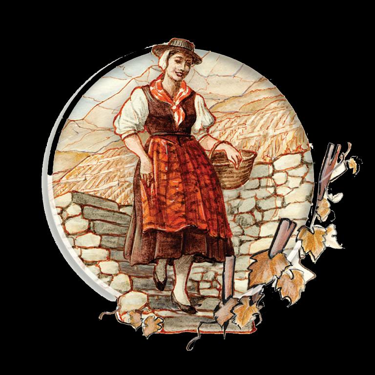 Escalier de la Dame, Vigneron- encaveur (Winzer) Granges Yves et Elisabeth