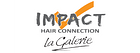Impact Hair Connection logo