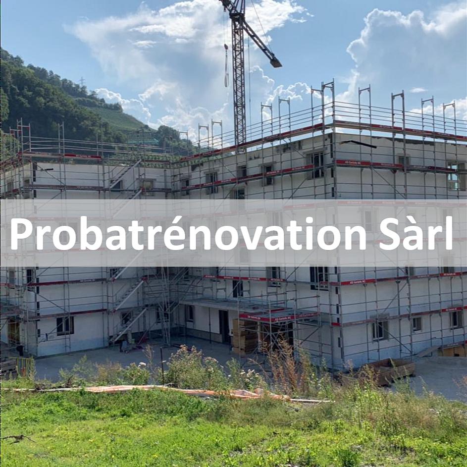 Probatrénovation Sàrl