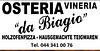 Osteria da Biagio