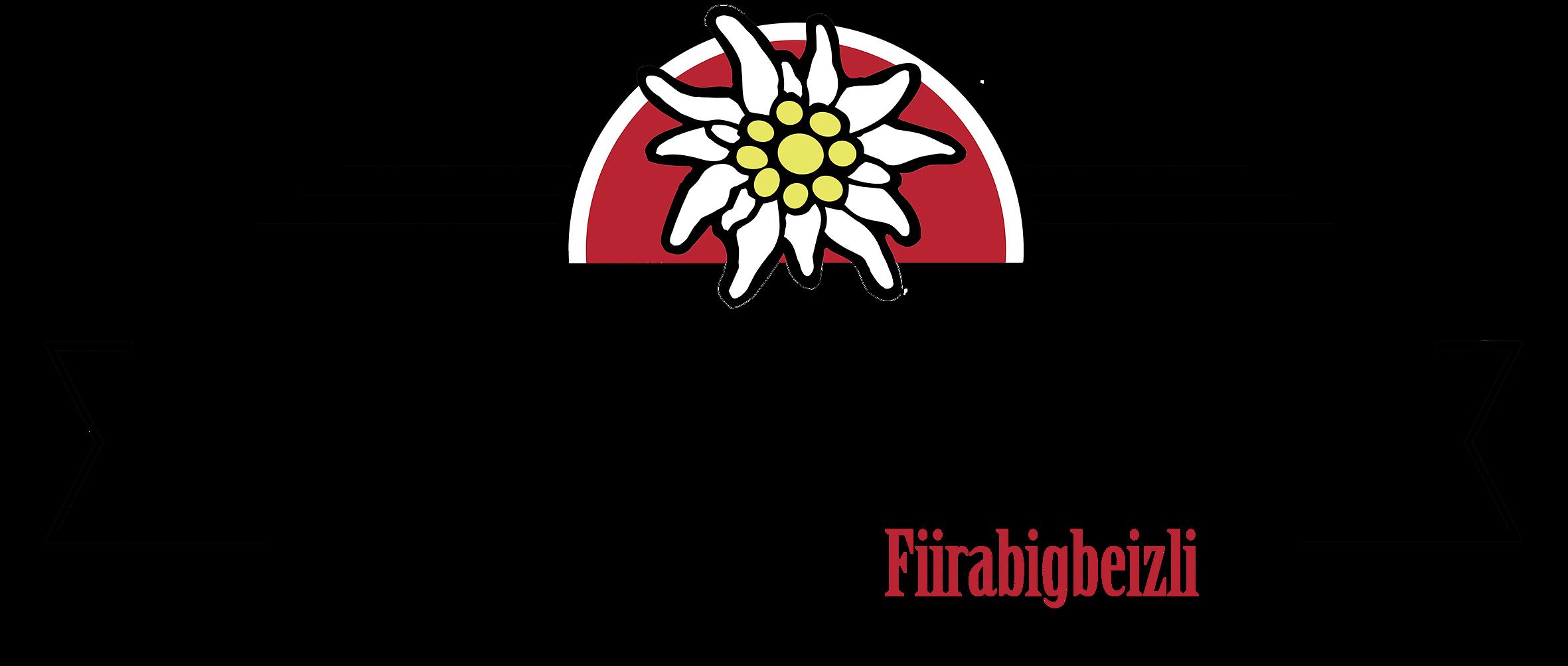 Fiirabigbeizli - zur alte Chäsi