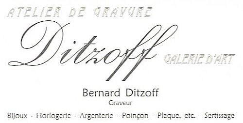 Atelier de Gravure et Galerie d'art Ditzoff